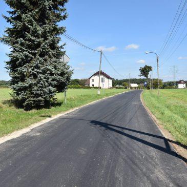 ul. Zgońska naprawiona